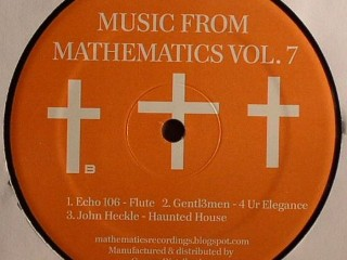 Music From Mathematics Vol. 7 – Mathematics Recordings