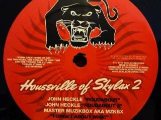 Houseville of Skylax 2 – Skylax Records