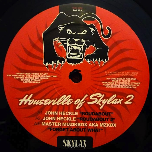 Houseville of Skylax 2 – Skylax Records