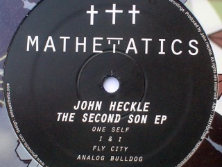 The Second Son EP – Mathematics Recordings