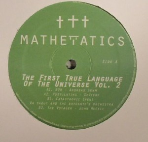 The First True Language Volume 2 – Mathematics
