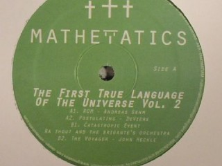 The First True Language Volume 2 – Mathematics