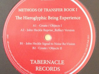 Methods Of Transfer Book I – Tabernacle Records