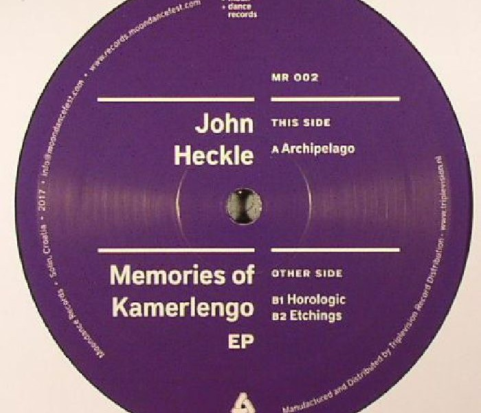 Memories of Kamerlengo EP