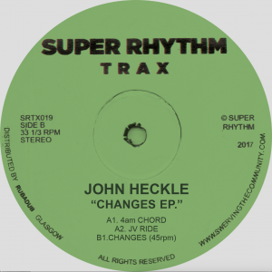 Changes – Super Rhythm Trax